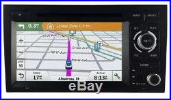 Android 9.0 Audi A4 Seat S4 7 Hd Voiture Gps Radio DVD 4g Wifi Car Usb Mp3 Dab+