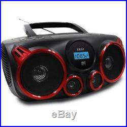 CEU-2700BT Boombox Radio CD MP3 Port USB Bluetooth
