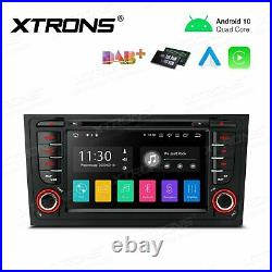 Car Radio 7 Android 10 Audi A6 R6 RS6 GPS Navigateur Bluetooth USB Wifi Canbus
