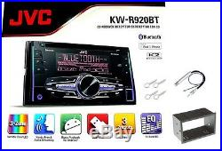 JVC KW-R920BT radio de voiture 2 DIN bluetooth CD USB MP3 VW BORA PASSAT GOLF IV