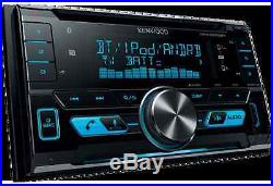 KENWOOD DPX 5000BT Double Din Radio CD MP3 WMA AAC USB Bluetooth IPHONE ANDROID