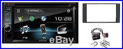 Kenwood DDX radio de voiture 2 DIN MP3 DVD USB BLUETOOTH pour Ford Fiest Fusion