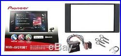 Pioneer mvh-av290bt radio de voiture 2 DIN MP3 USB BLUETOOTH LCD pour Ford