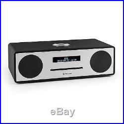 RECONDITIONNÉ auna Stanford Radio Lecteur CD DAB DAB+ Bluetooth USB MP3 AUX FM