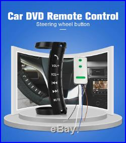 Radio Voiture GPS Bluetooth Wifi Android 8.0 MP3 WMA FM AUX audio USB 2 Din