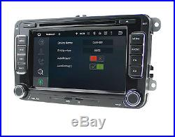 Radio de voiture Android F VW T5 MP3 SEAT SKODA GOLF Bluetooth GPS USB DAB+