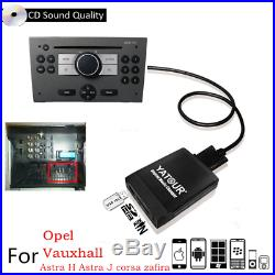 Yatour USB SD AUX Car MP3 player Interface Radio Digital CD Changer Adapter For